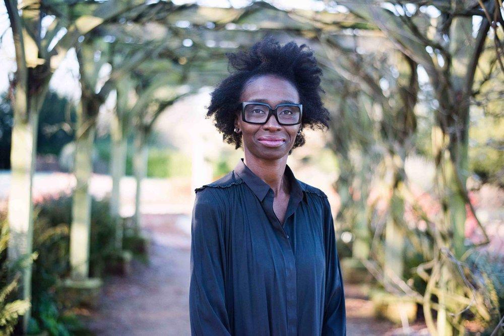 Deborah Sawyerr, founder of Sawyerrs' House (Nigeria).