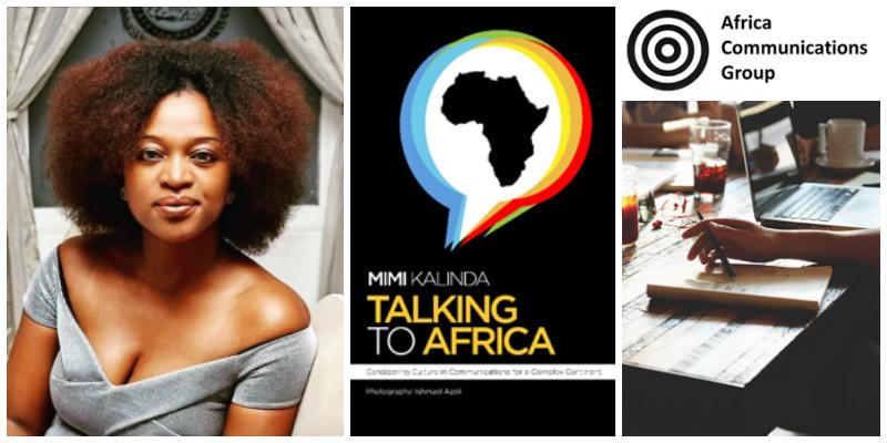 Mimi Kalinda , founder of Africommunications Group (South Africa)