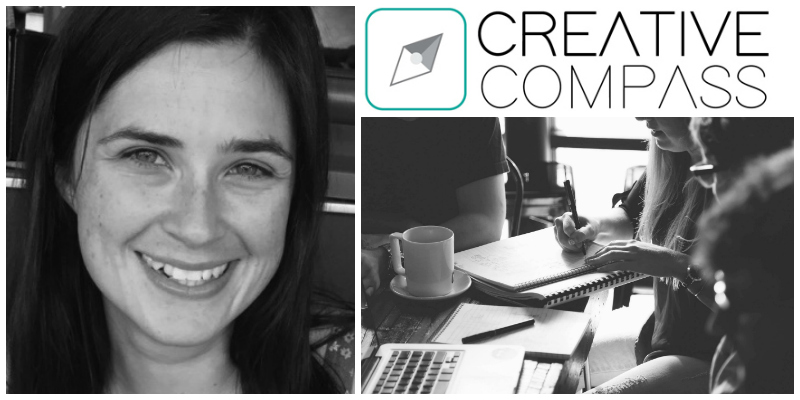 Samantha Rice , founder of  Creative Compass  (South Africa)