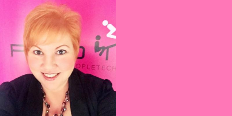 Deborah Hartung, founder of Pivot PeopleTech (South Africa)