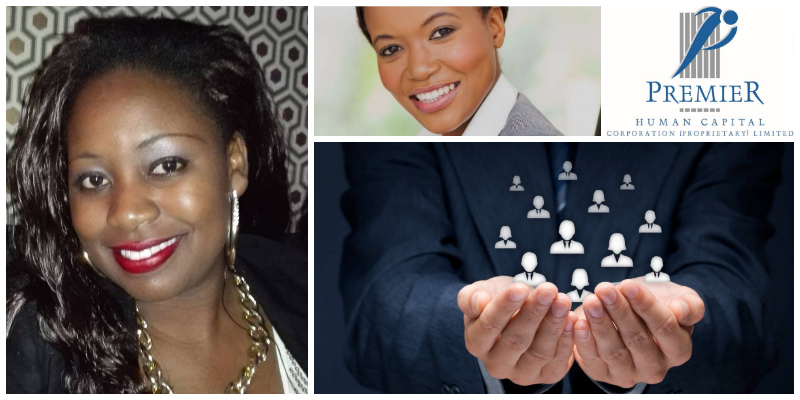 Nercia Celeste Mazive, founder of  Premier Human Capital Corporation  (Mozambique)