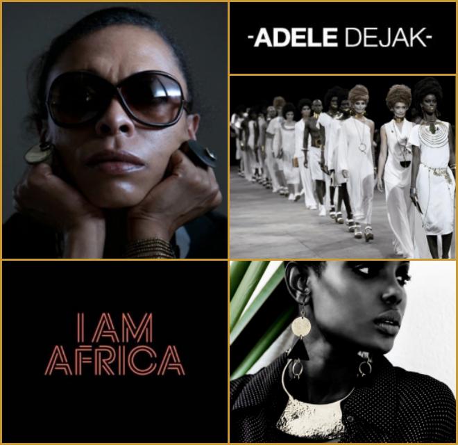 Adèle Dejak - Founder of Adèle Dejak (Kenya)A premium brand of ethical and handcrafted fashion jewellery and accessories from Kenya.adeledejak@icloud.com www.adeledejak.com