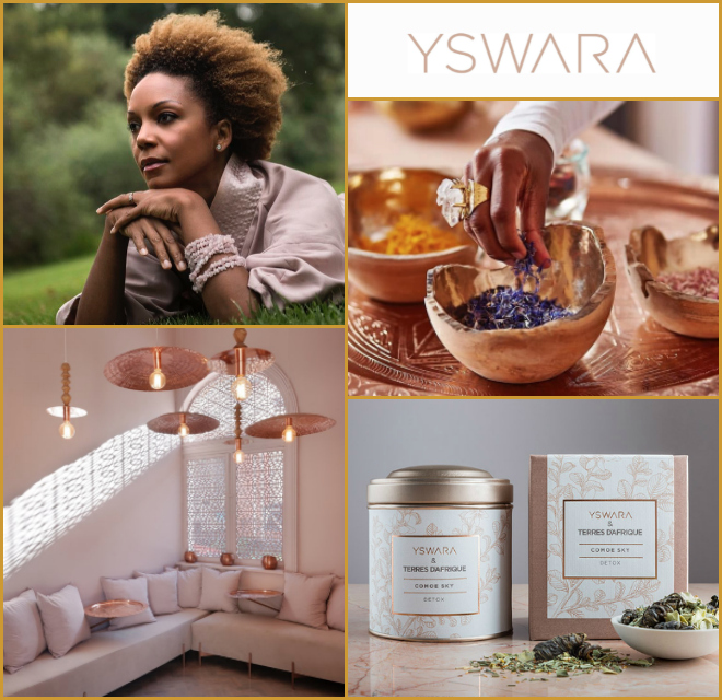 Swaady Martin - Founder of Yswara (South Africa)A social enterprise transforming African agricultural commodities into luxury products.swaady@yswara.com    www.yswara.com