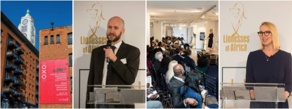 Opening Presentations - Will Thorpe, CEO of Standard Bank Wealth International and Melanie Hawken, founder of Lionesses of Africa