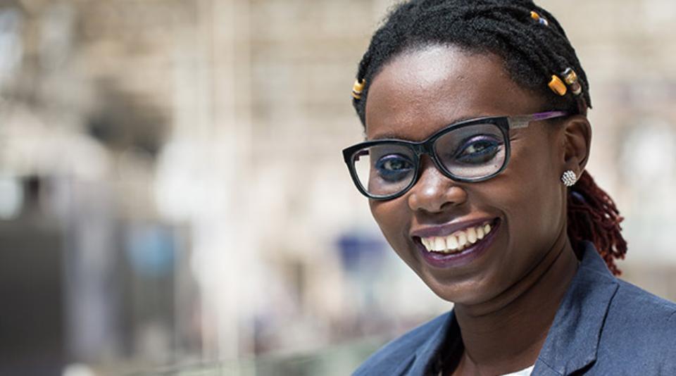 Mariéme Jamme , founder Spotone Global Solutions