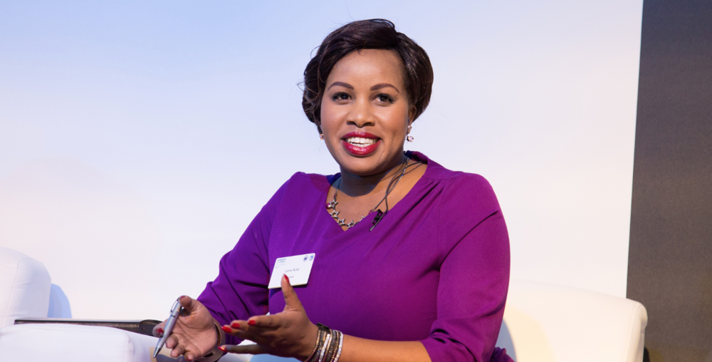 Lorna Rutto, CEO and co-founder of EcoPost (Kenya)