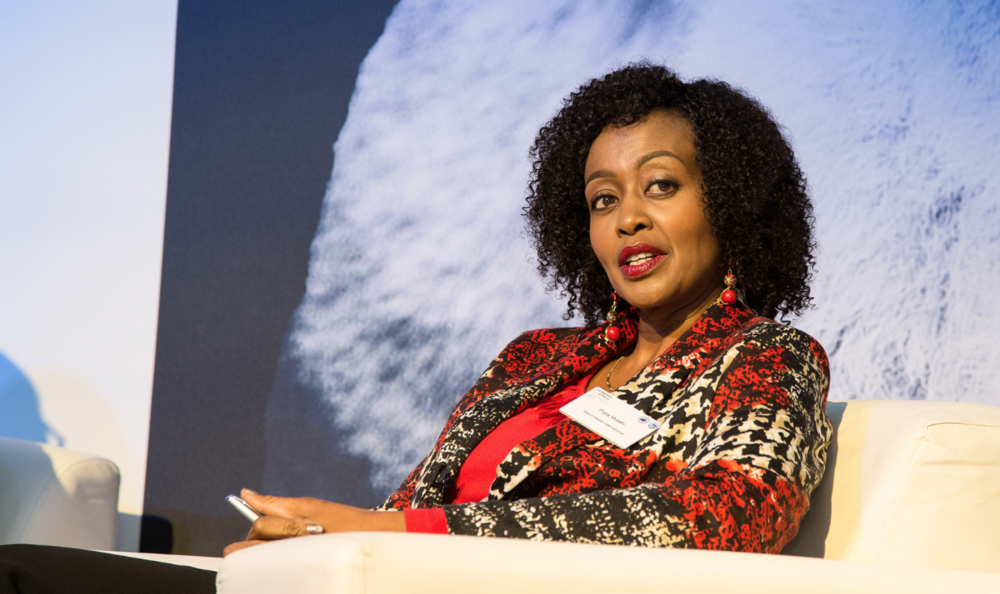 Flora Mutahi, founder & CEO of Melvin Marsh International (Kenya)