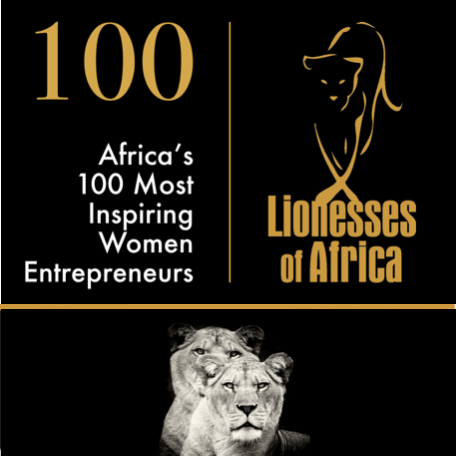 - Nominate the African woman entrepreneur who most inspires you.