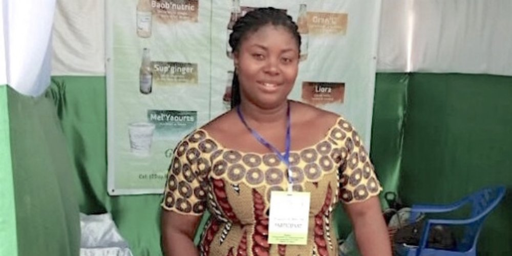 Viviane Assogba Tsogbaley, founder of Génial Wok (Togo)