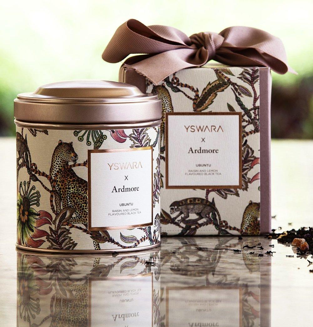 YSWARA X Ardmore Unbuntu Tea