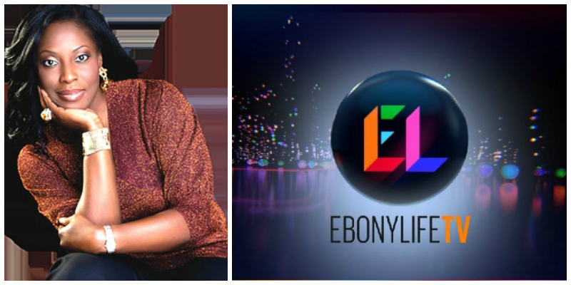 Mo Abudu , founder & CEO of EbonyLife TV (Nigeria)