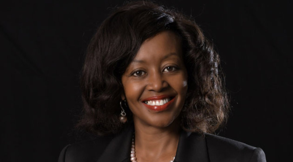 Flora Mutahi , founder and ceo of Melvin Marsh International (Kenya)
