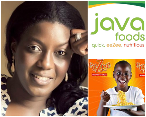 MONICA MUSONDA - High-flying lawyer turned entrepreneurFounder of Java FoodsCountry: ZambiaSector: Food Processing