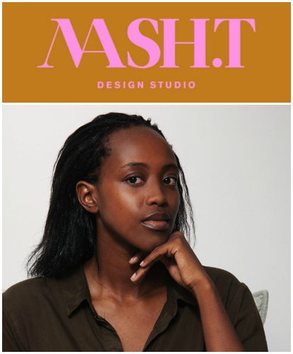 Thabisa Mjo, founder of Mash.T Design Studio (South Africa) - Interior design company, Mash.T Design Studio, is on a mission - to create beautiful spaces. Inspired by its creative founder, Thabisa Mjo, the company prides itself by continuously providing its clients with highly creative solutions to their spatial challenges. The company is constantly working to solidify its status as a design company synonymous with cutting edge, inspired design.Contact or follow Mash.T Design StudioWEBSITE |  TWITTER | INSTAGRAM | EMAIL thabisa@mashtdesignstudio.com