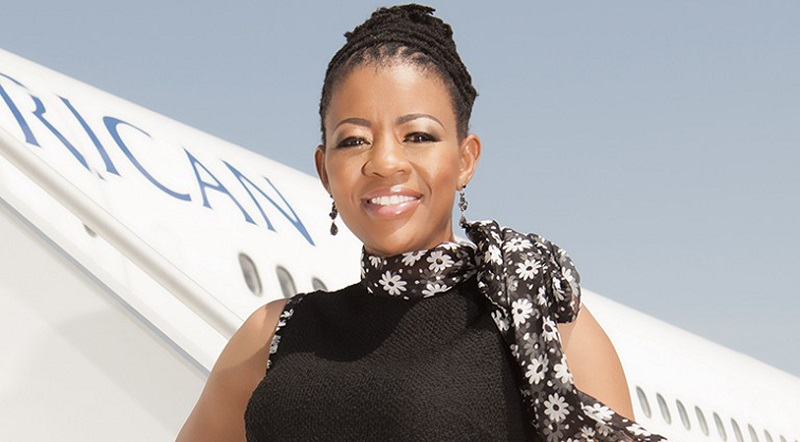 Johanna Mukoki, co-founder of  Travel With Flair  (South Africa)