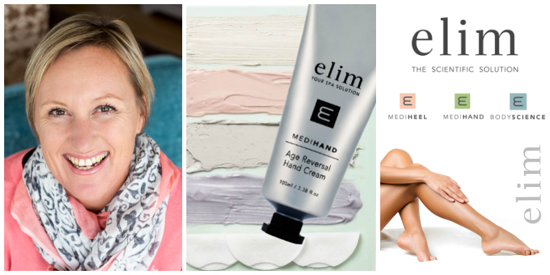 Shantelle Booysen , founder of  Elim Spa Products  (South Africa)
