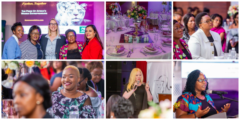 Harare's women entrepreneurs gather to share, inspire and connect