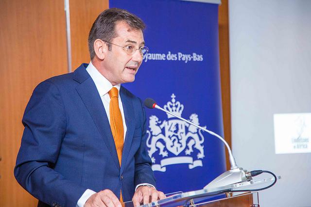Ambassador Robert van den Dool