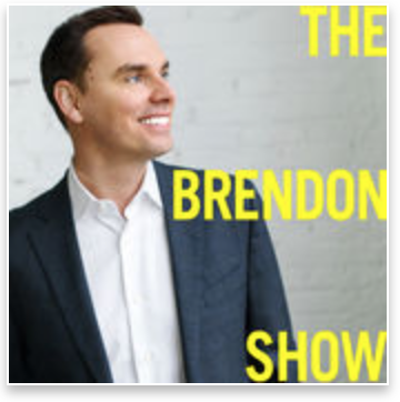 Link to THE BRENDON SHOW by Brendon Burchard