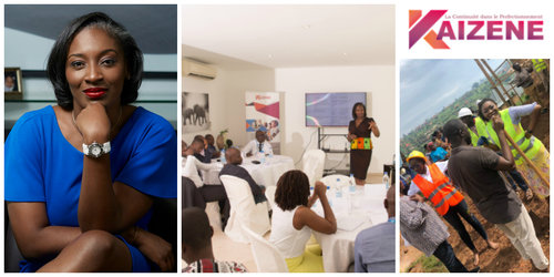 Cátia Mondlane, a Mozambican beauty entrepreneur building an