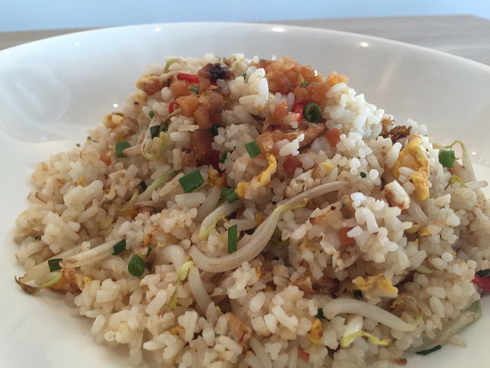 Momma Kong's Salted Fish Fried Rice