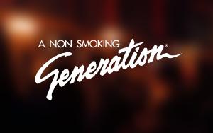 A NON SMOKING GENERATION MOBILT, RADIO OCH PRINT