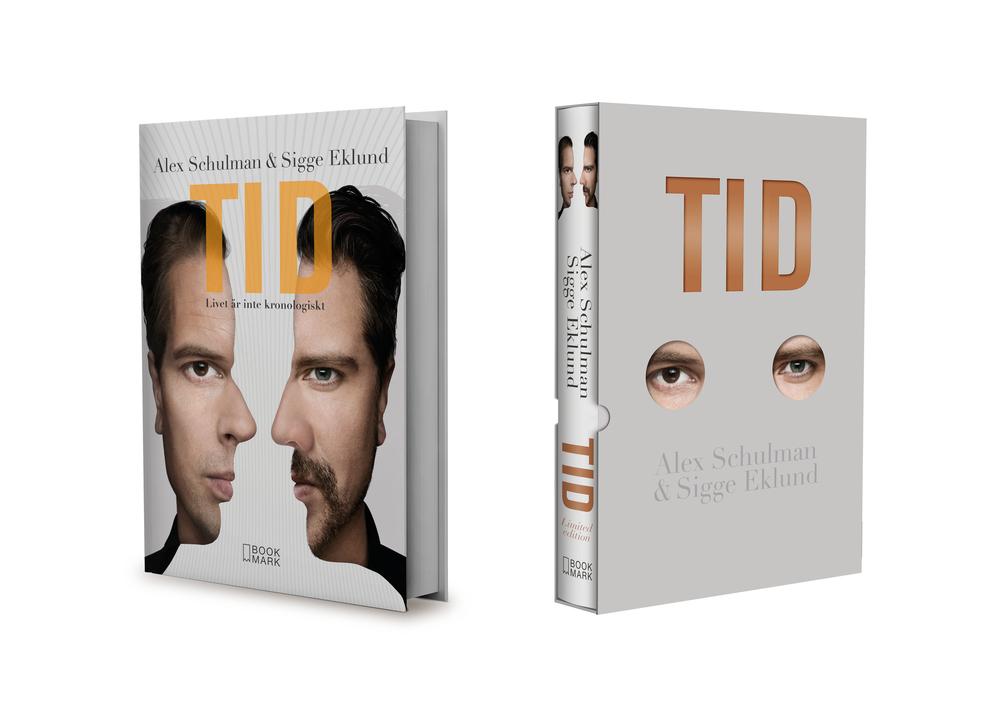 BOOKMARK BOKLANSERING - ALEX & SIGGE - TID