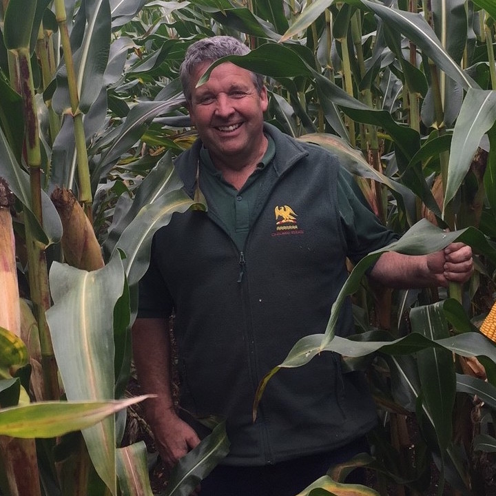 Richard Fellows - Farm Manager