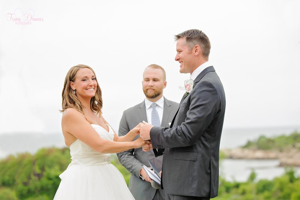 Becca and Jared's Wedding Ceremony
