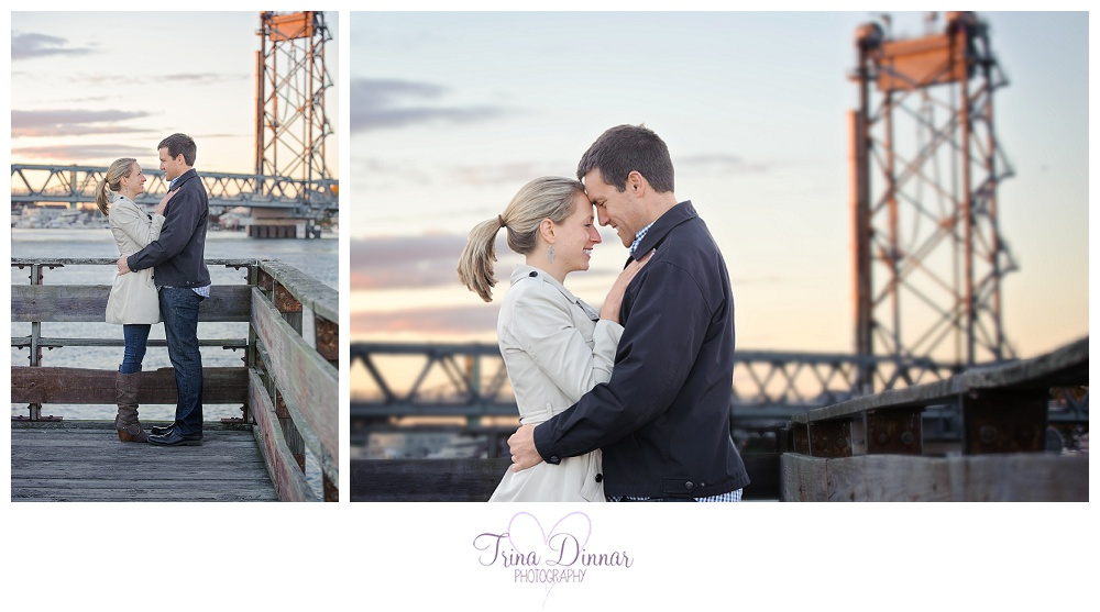 Engagement Photography in Portsmouth, NH