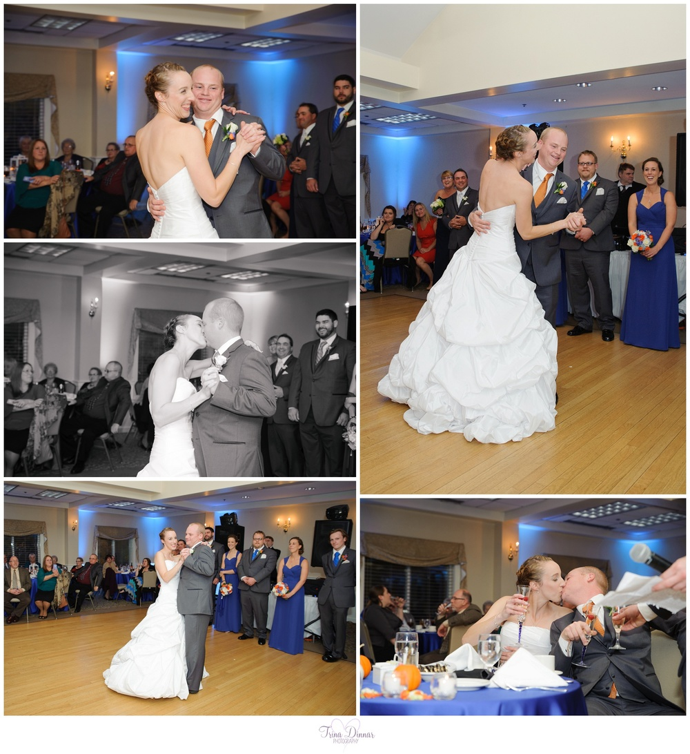 Weddings at Portsmouth Country Club in Greenland, NH