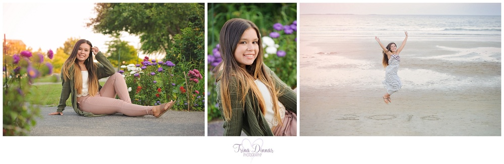 Maine Senior Portrait Photographer