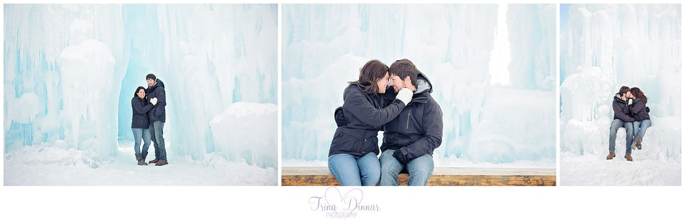 Engagement photographers document love stories throughout Maine and New Hampshire.