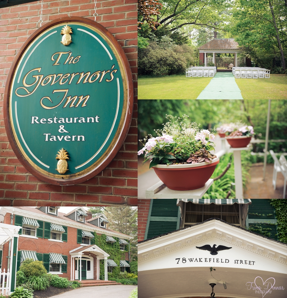 Weddings at Governor's Inn Rochester, New Hampshire