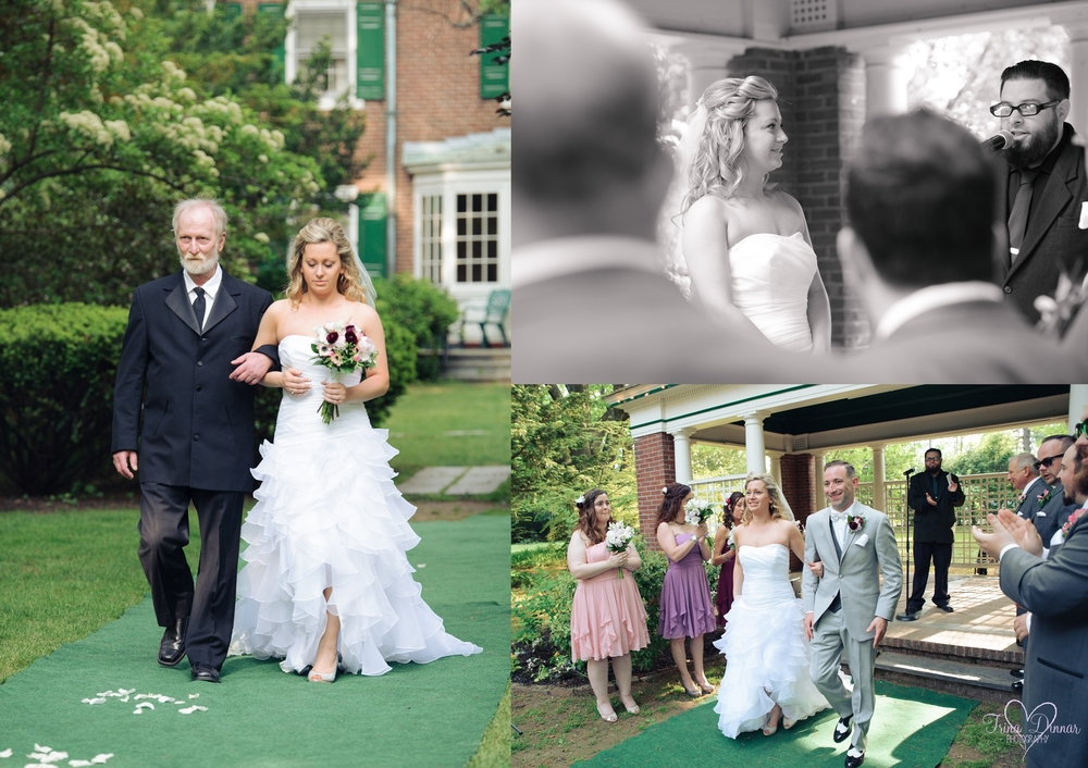 Governor's Inn Rochester Wedding Photography New Hampshire