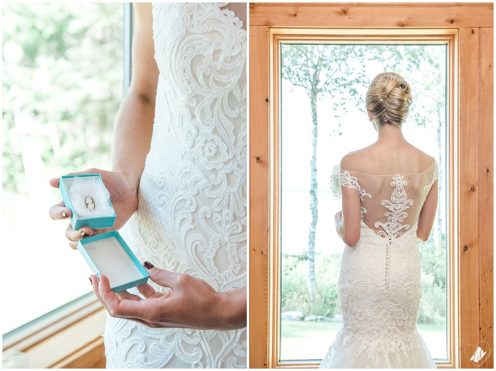 Maine Lakes and Mountains Region Wedding