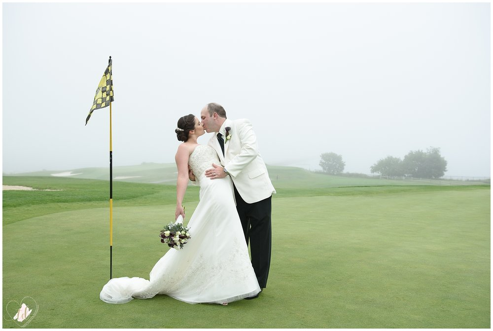 Samoset Golf Course Maine Wedding Photography.