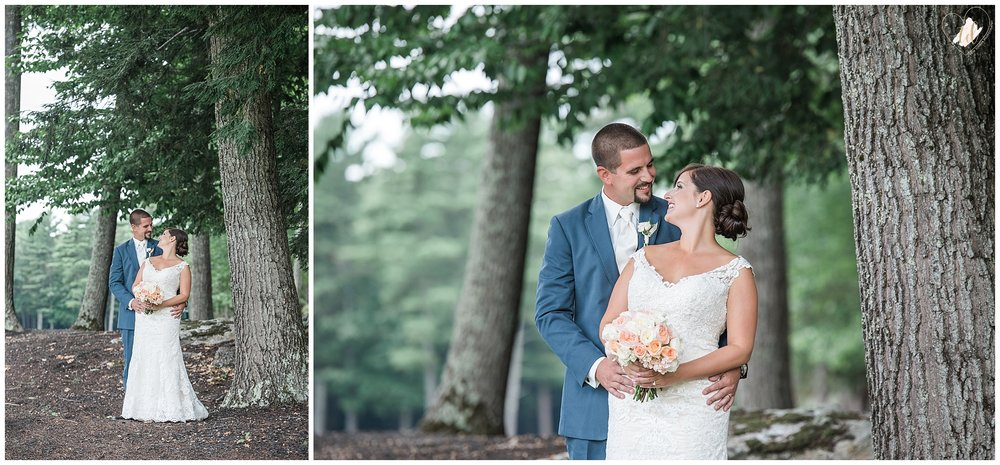 Wedding photographers documenting love stories throughout Maine.