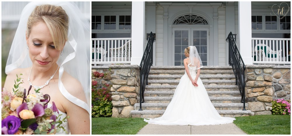 Maine Bridal Portrait Photography
