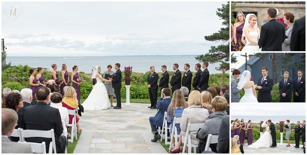 Kennebunkport Wedding at the Colony Hotel