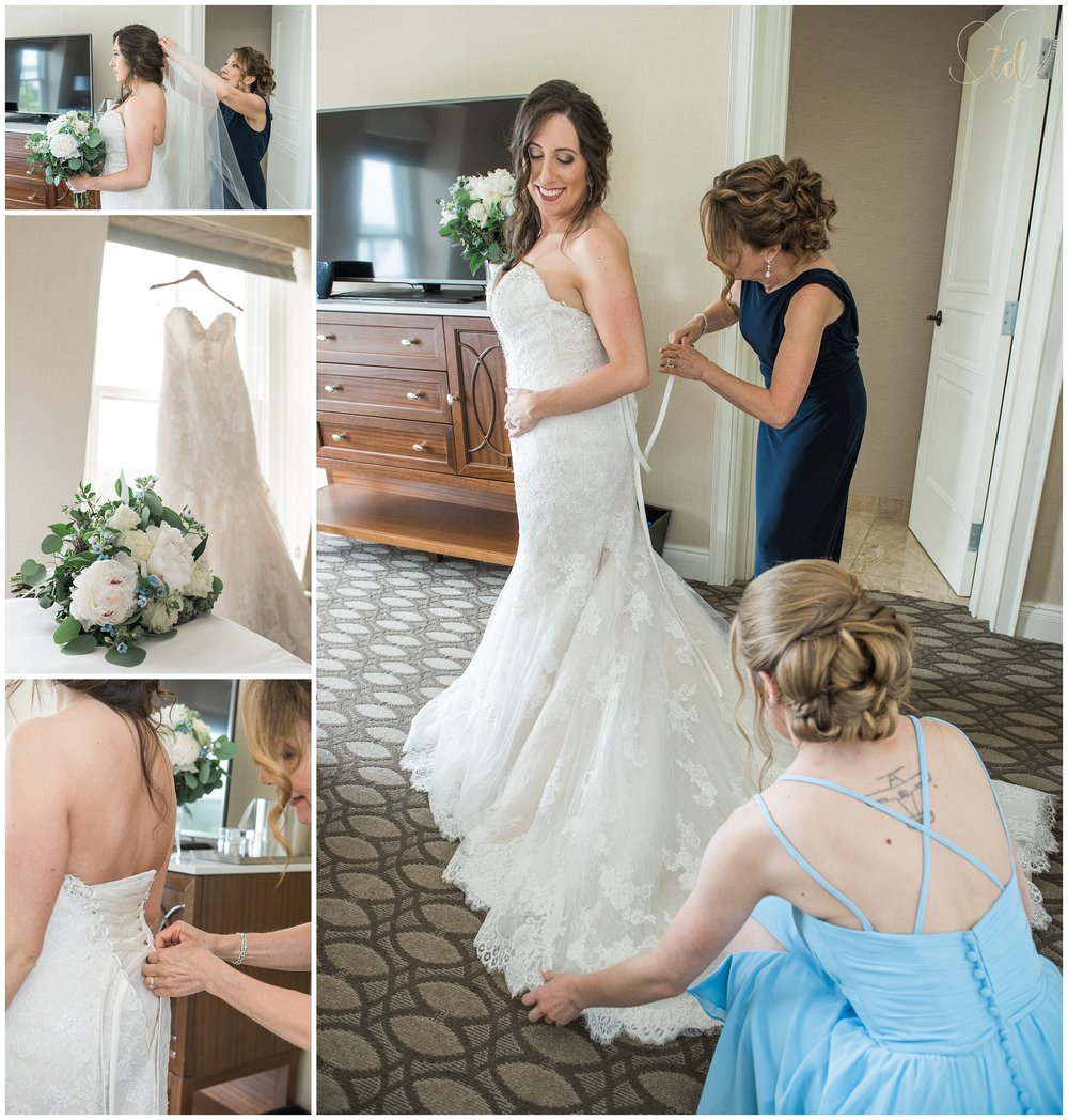 New Hampshire Bridal Photography