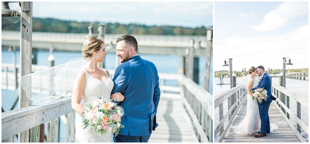Sheepscot Harbour Villiage Wedding Photography