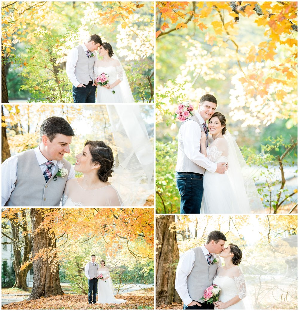 Berry Manor Inn Elopement Rockland