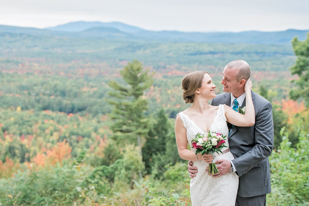 Granite Ridge Estate and Barn Norway Maine Wedding