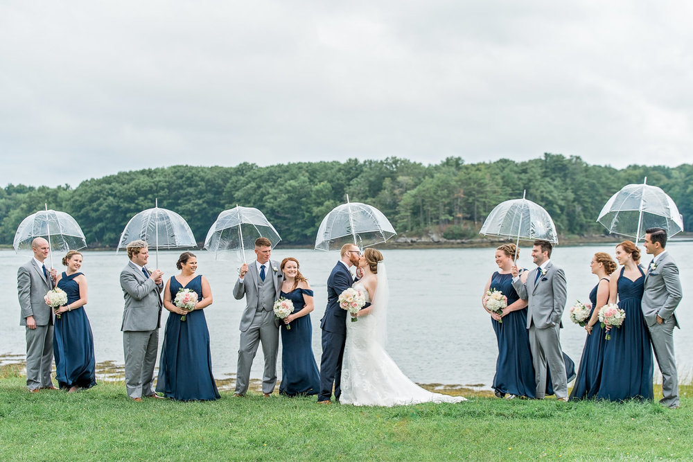 Portsmouth Harbor Events New Hampshire Wedding