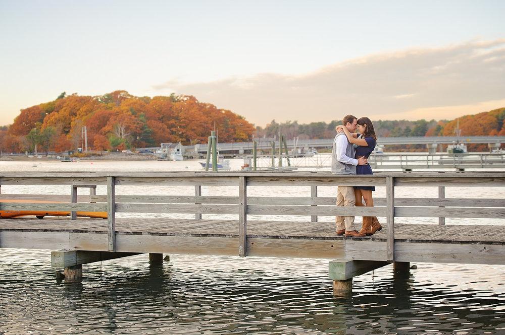 Maine Engagement Photographers