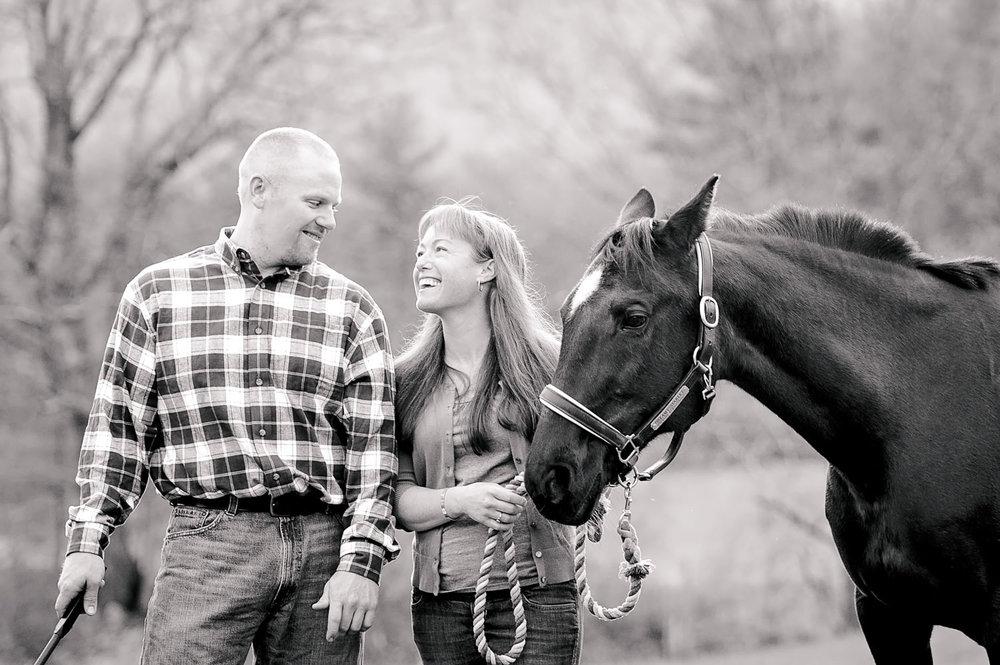 Farm Maine Portraits