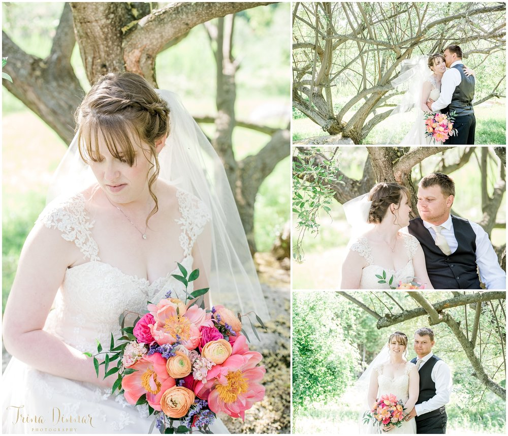 Wedding photographer in Standish Maine