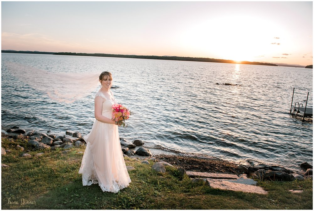 Saint Joseph's College Maine Wedding