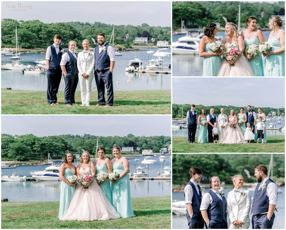 Gender Neutral Wedding Party Bridesman Best Woman